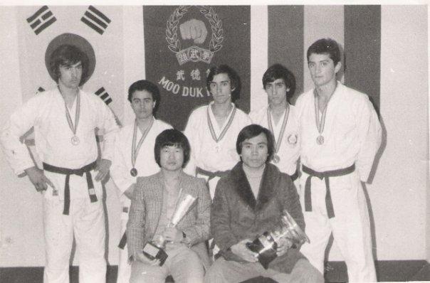 Orígenes del Tae Kwon Do en Galicia