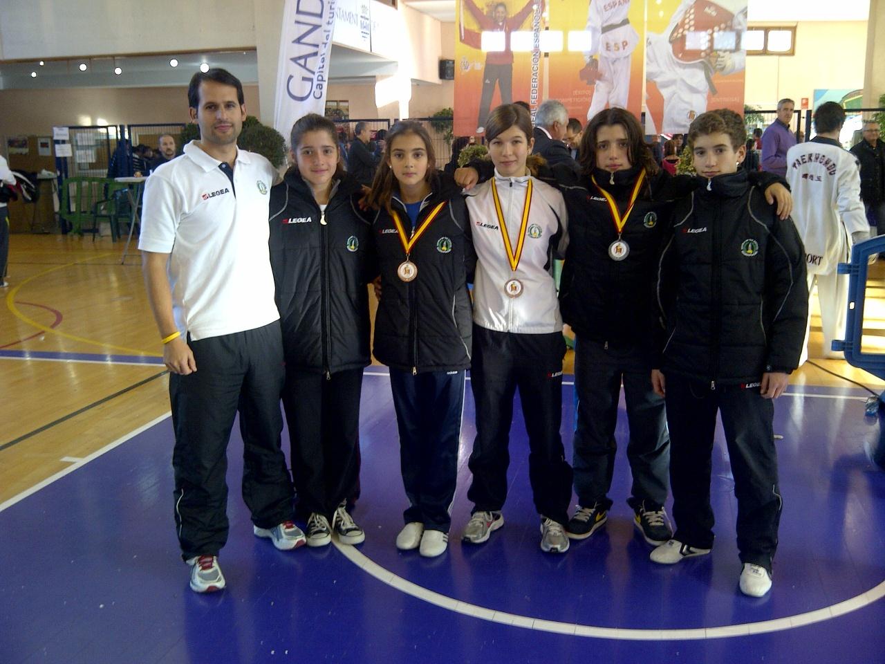 Resultados campeonato de espa a por clubs gimnasio for Gimnasio gandia